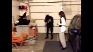 Harlem Shake Garage Addition