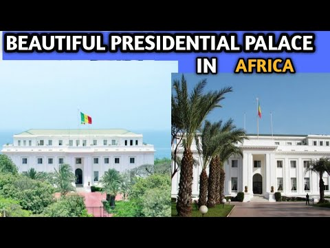 10 Most Beautiful Presidential Palace in Africa 2020