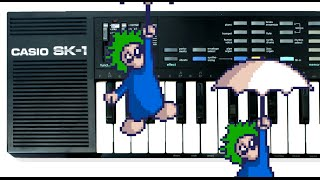 Lemmings Music #1 performed on Casio SK-1