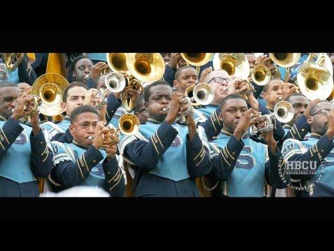 SU Band at Louisiana Tech Highlights 2015 - Filmed in 4K