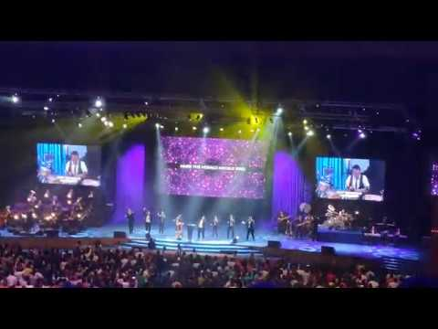Graha Bethany Nginden - Hark! The Herald Angels Sing (Ibadah Natal 24 Desember 2018)