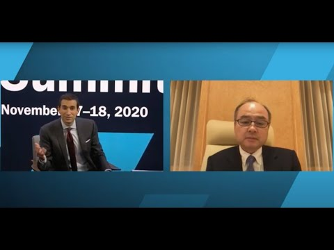 Masayoshi Son Talks About Learning From Mistakes and Turning Them Into Success | Dealbook