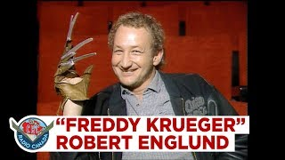 How Robert Englund turns into Freddy Krueger, 1987