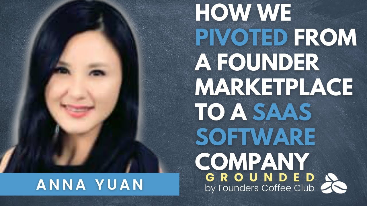 How We Pivoted from a Founder Marketplace to a SaaS Software Company