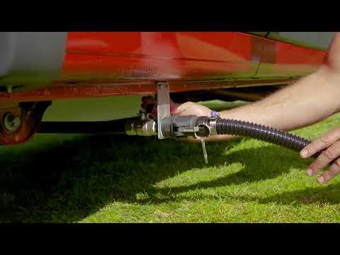 Horizon Motorhomes | How To Videos | Emptying Grey Water Tank