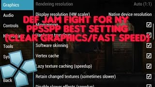 Def Jam Fight For NY PPSSPP Best Setting (Android/iso)