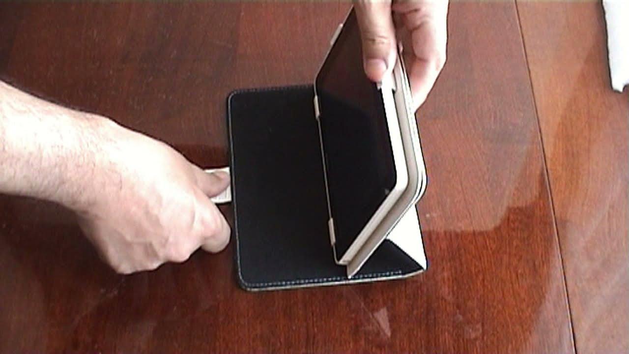 Чехол планшет 7 дюймов своими руками