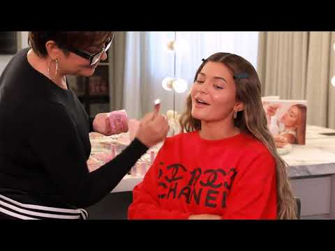 Kylie Jenner\: My Mom Does My Makeup