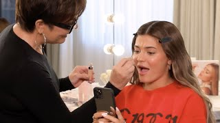 Kylie Jenner: My Mom Does My Makeup