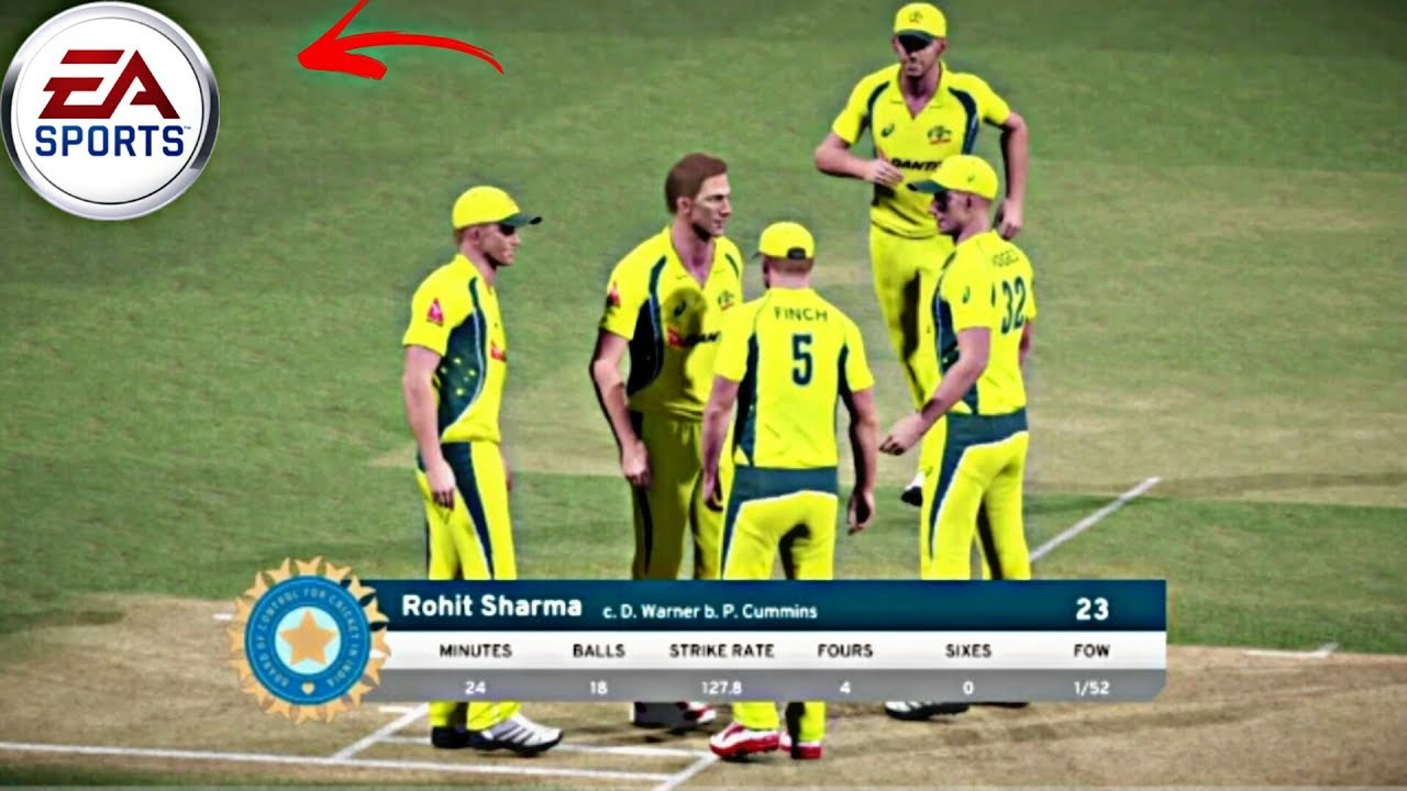 EA Cricket 2017 Free Download Full Version Pc Game Highly ...