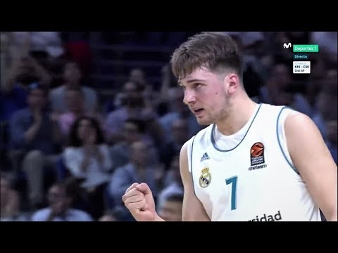 Luka Dončić Clutch Moments & some Amazing Shots