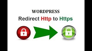 Wordpress http to https redirection using htaccess