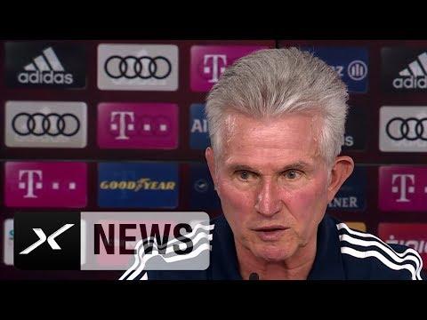 """Jupp Heynckes: """"Lewandowski und Ronaldo nicht vergleichbar""""   FC Bayern München   Champions League"""