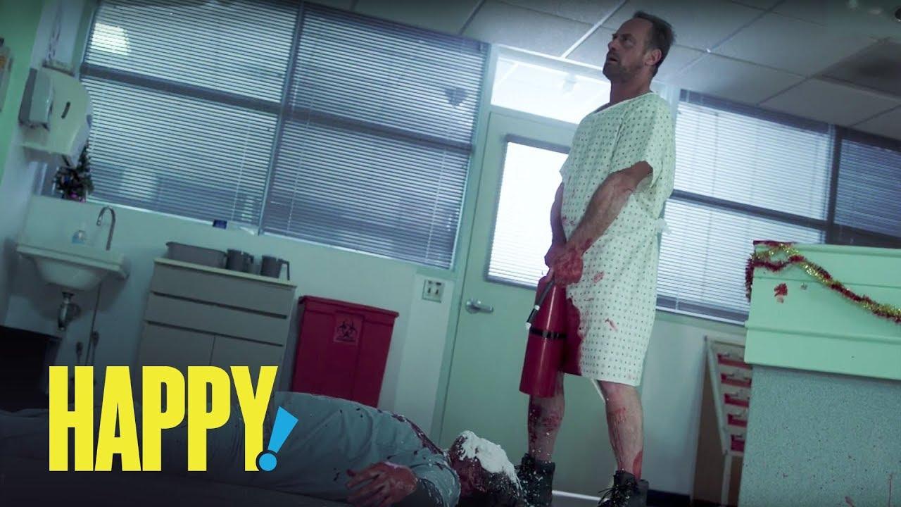 Happy! (Syfy) | AVForums