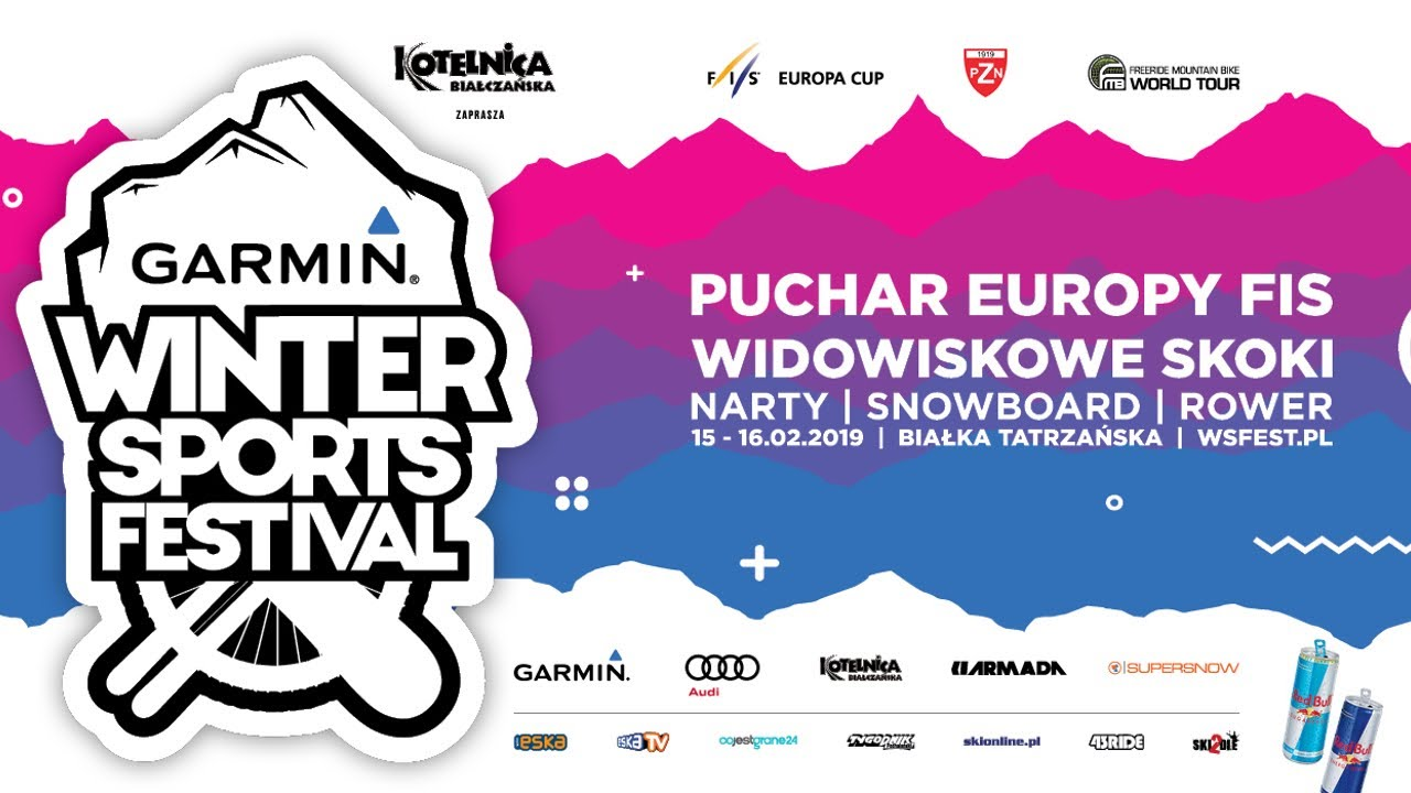 LIVE Garmin Winter Sports Festival 2019
