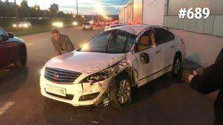 ☭★Подборка Аварий и ДТП/от 23.09.2018/Russia Car Crash Compilation/#689/September2018/#дтп#авария