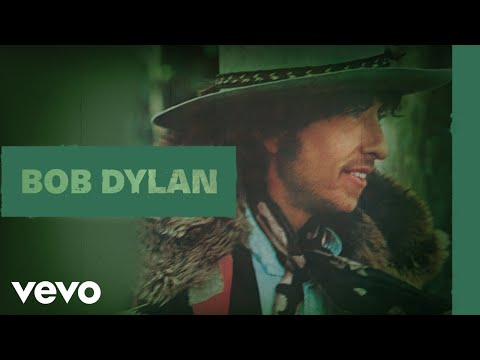 Bob Dylan - Mozambique (Audio)