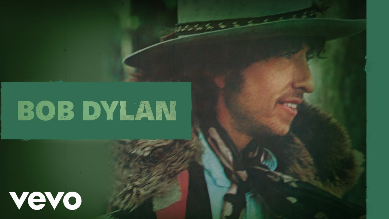 Bob Dylan Mozambique Audio Youtube