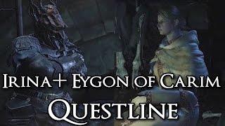 Dark Souls 3 Irina + Eygon of Carim Questline [1080p HD]