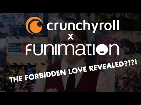 Crunchyroll x Funimation | THE FORBIDDEN LOVE REVEALED