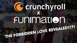 Crunchyroll x Funimation | THE FORBIDDEN LOVE REVEALED thumbnail