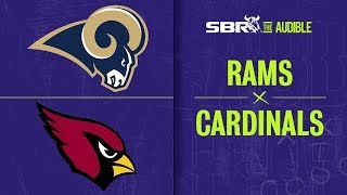 Rams vs Cardinals Week 13 Preview | Free NFL Predictions & Betting Odds