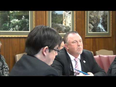 Jackson County Commission Work Session 2-1-16