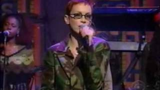 Eurythmics - Seventeen Again (Live on the Late Show)