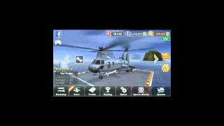 how to hack by game hacker of gunship battle 3d on android