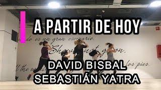 A PARTIR DE HOY * DAVID BISBAL, SEBASTIAN YATRA * ZUMBA