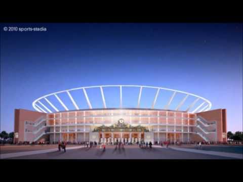 New Liverpool stadium