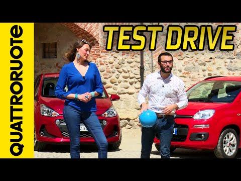 Fiat Panda vs Hyundai i10: sfida tra citycar! | Quattroruote