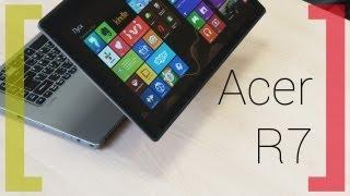 Обзор Acer Aspire R7