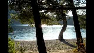 Puerto Patriada, Lago Epuyén - Patagonia Argentina Musica Javier A. Villagra - Tiempo y espacio