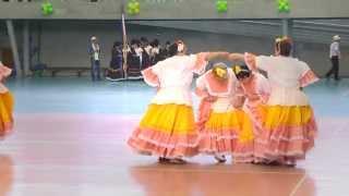 Los adultos mayores de la ciudad se gozaron el 1er. Festival de Danzas Folclóricas INDER Medellín