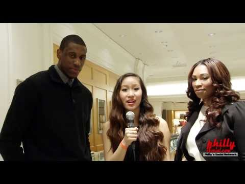 Thaddeus Young Young for Youth Event - YouTube