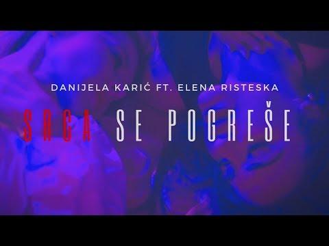 Danijela Karic & Elena Risteska - Srca se pogrese (Official Video)
