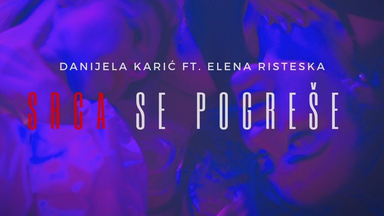 Елена Ристеска сними спот за дуетот со Данијела Кариќ