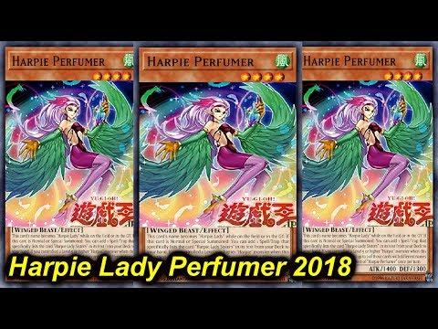 【YGOPRO】HARPIE LADY PERFUMER DECK 2018