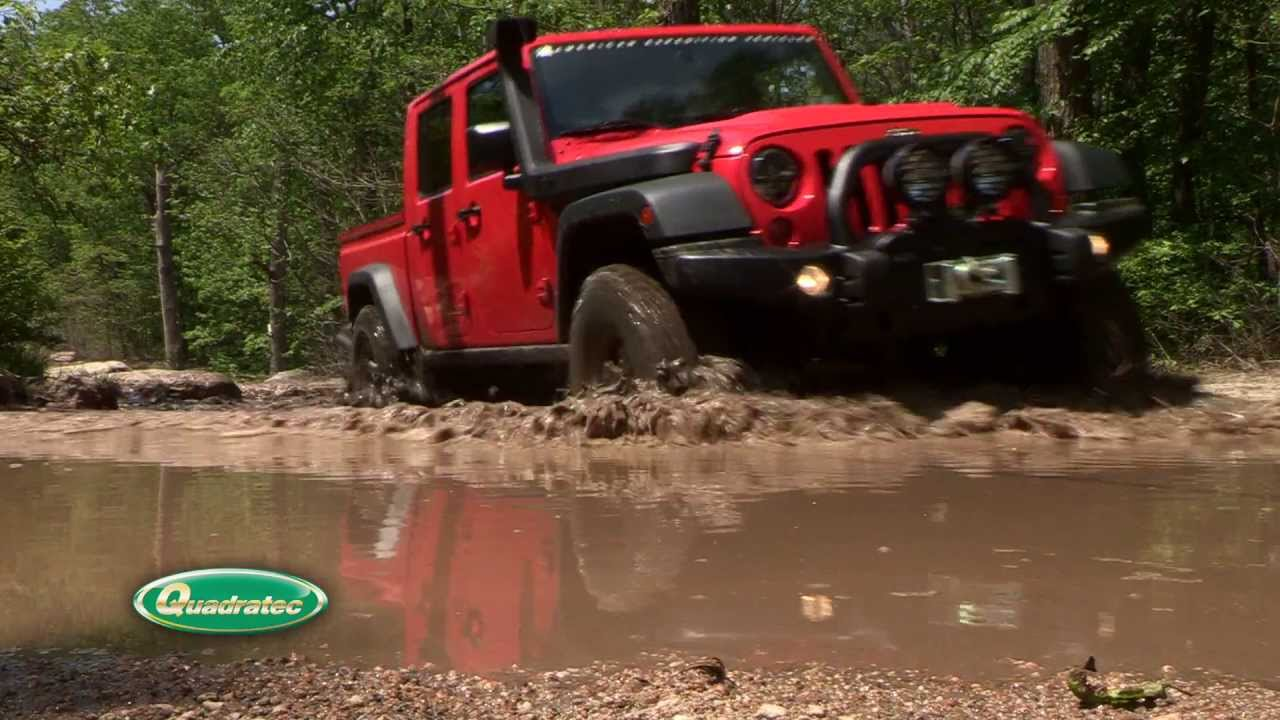Quadratec: Essential Jeep Parts and Accessories - YouTube