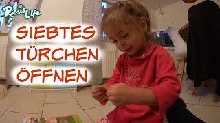 Siebtes Türchen öffnen / Vlog#638 / Rosislife