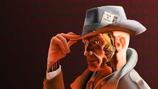 Fallout 4 Интересный квест Ник Валентайн Секретная прошлая жизнь