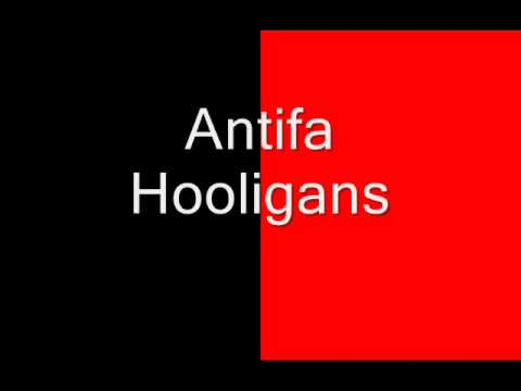 LOS FASTIDIOS - ANTIFA HOOLIGANS (lyrics)