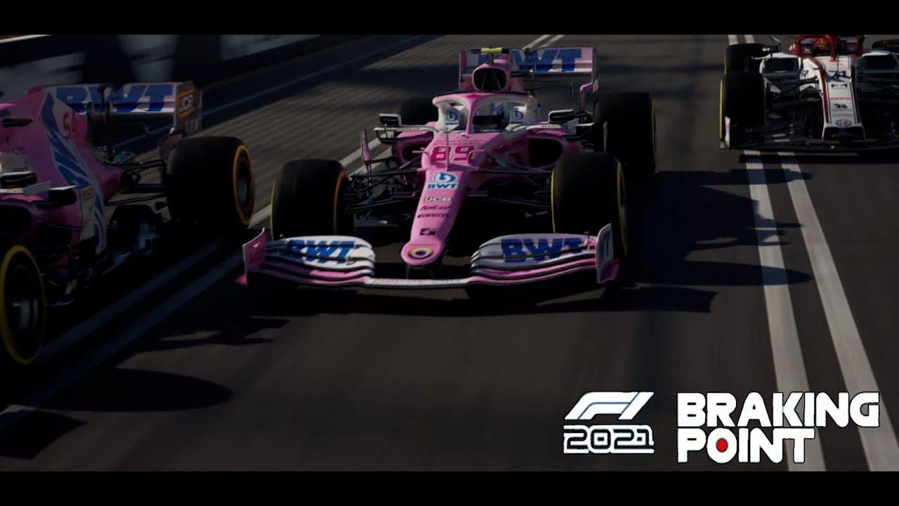 F1 2021 BRAKING POINT | LA TENSION SE PUEDE CORTAR | CAPITULO 1 y 2