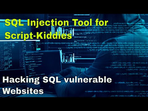 New SQL Injection Tool JSQL for script kiddies for hacking S
