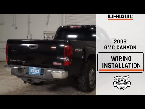 [SCHEMATICS_48IU]  2008 GMC Canyon Wiring Harness Installation - YouTube | 2008 Gmc Canyon Wiring |  | YouTube