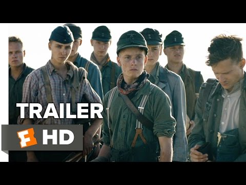 Land Of Mine Official Trailer 1 (2016) - Roland Moller Movie