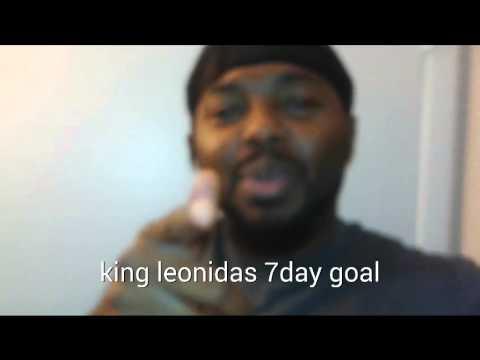 King leonidas 7 day goal