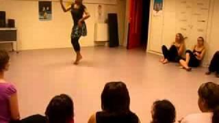 apsara ali  dance ( triwat school of danse , paris)