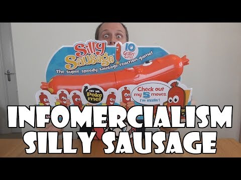 Infomercalism: Silly Sausage